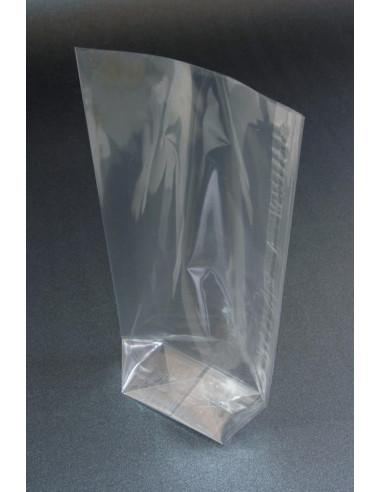 Sachets cristal neutre à fond soudé