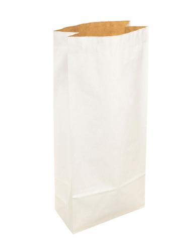 Sacs SOS kraft blanc doublé 5kg farine 20 + 10 x 45 cm